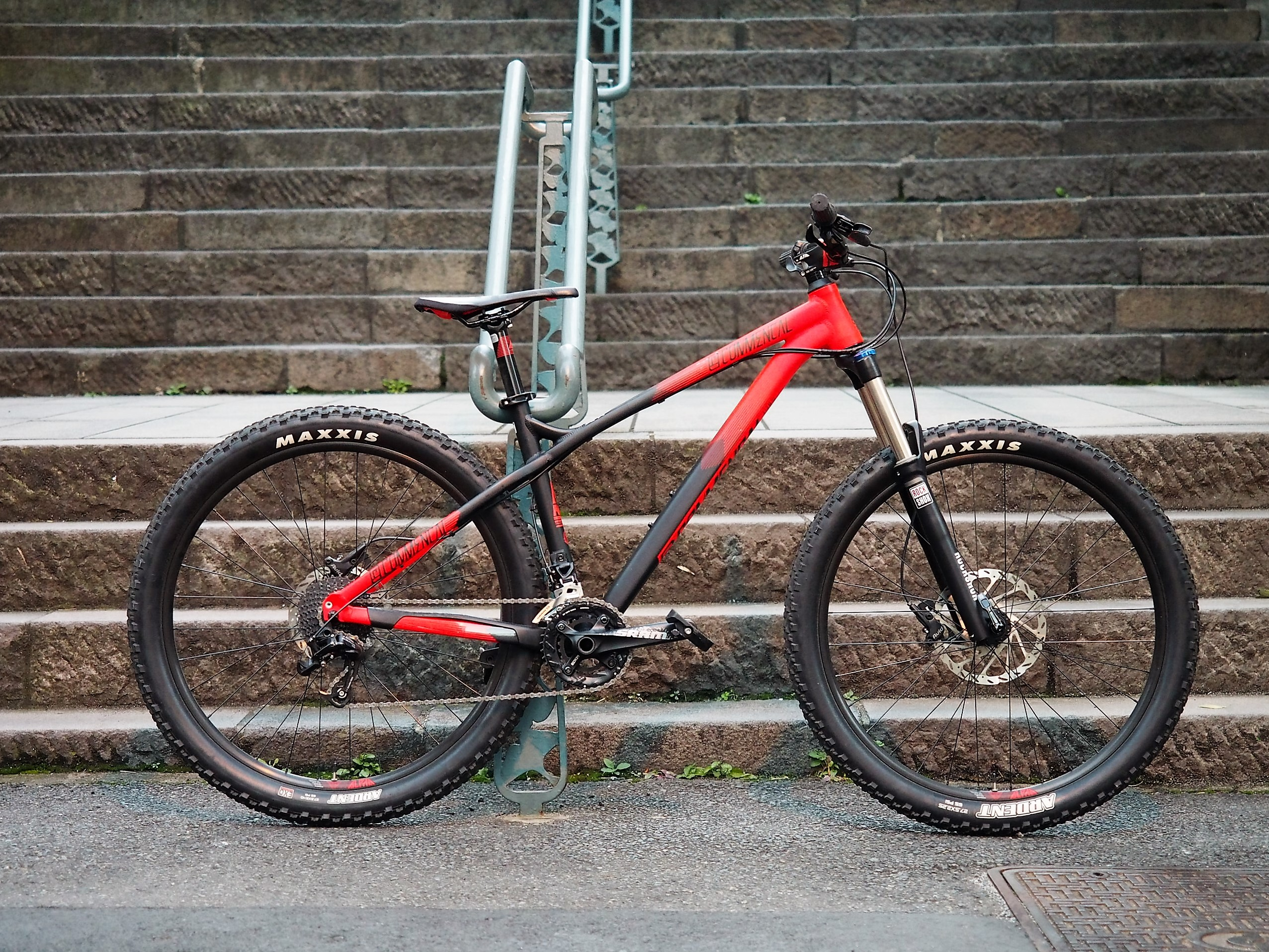 COMMENCAL META HT AM